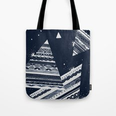 Pattern Doodle Two (Invert) Tote Bag
