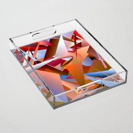 Splinter Group Acrylic Tray