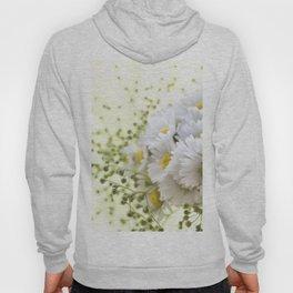 Bouquet of daisies in LOVE - Flower Flowers Daisy Hoody