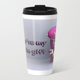 Tria Gift Love Metal Travel Mug