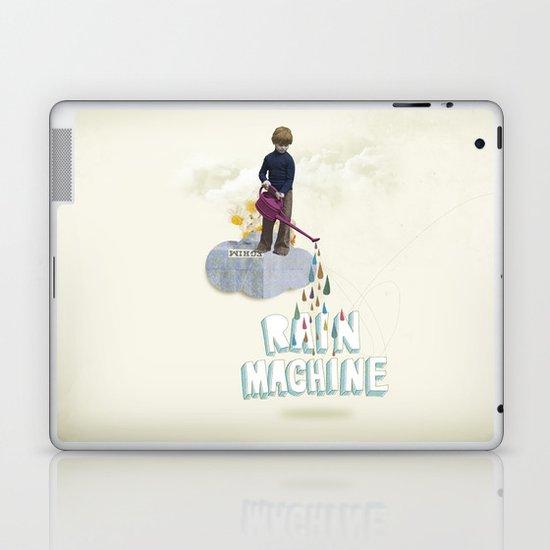 Rain Machine Laptop & iPad Skin