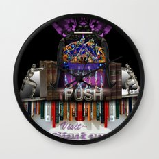 KICKSTARTER  Wall Clock