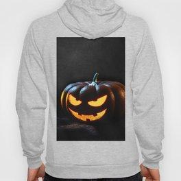Halloween Pumpkin Jack-O-Lantern Spooky Hoody
