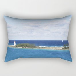 Bahamas Cruise Series 87 Rectangular Pillow