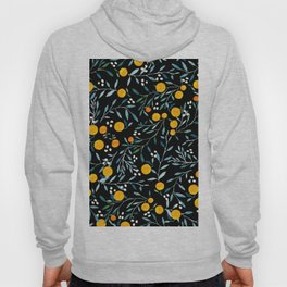 Oranges Black Hoody