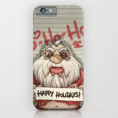 Busted Xmas iPhone 6s Slim Case