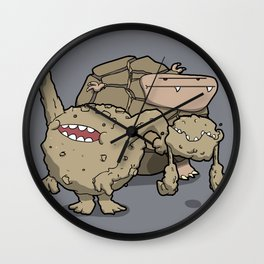 Pokémon - Number 74, 75 & 76 Wall Clock