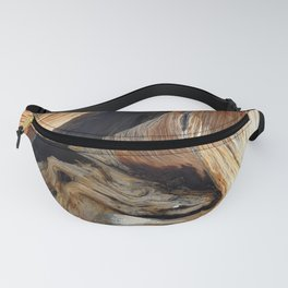 Whorl Juniper Tree Trunk Fanny Pack