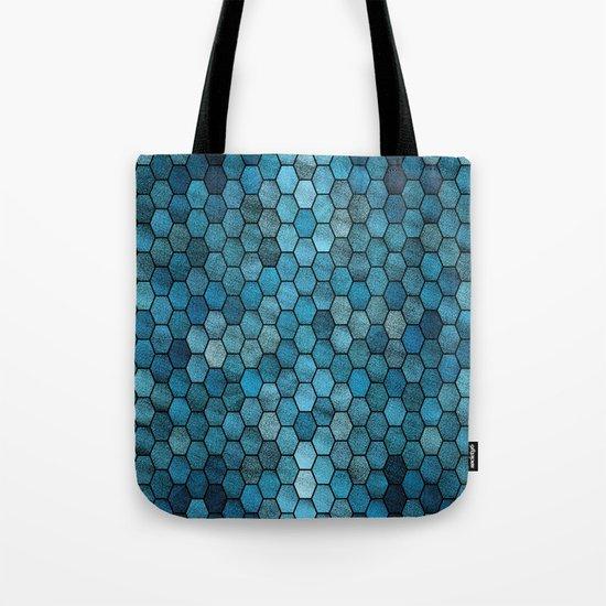 Glitter Tiles III Tote Bag