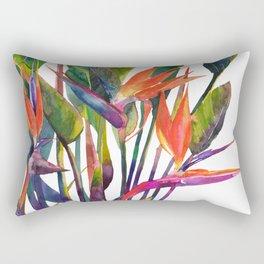 The bird of paradise Rectangular Pillow