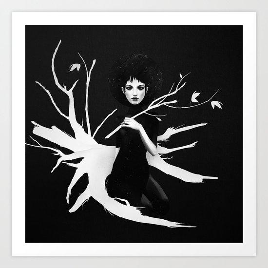 Still Light Art Print