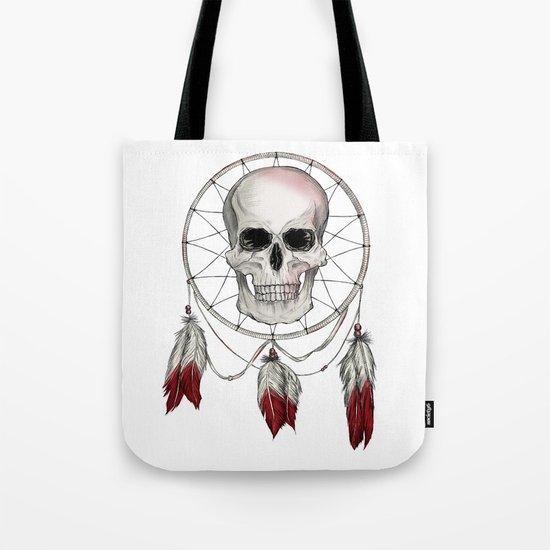 Skullcatcher Tote Bag