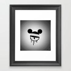 Mickey Framed Art Print