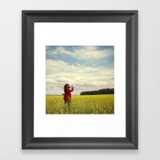 Collection Framed Art Print