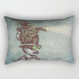 The Projectionist (colour option) Rectangular Pillow
