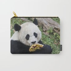 Panda Likes Carry-All Pouch