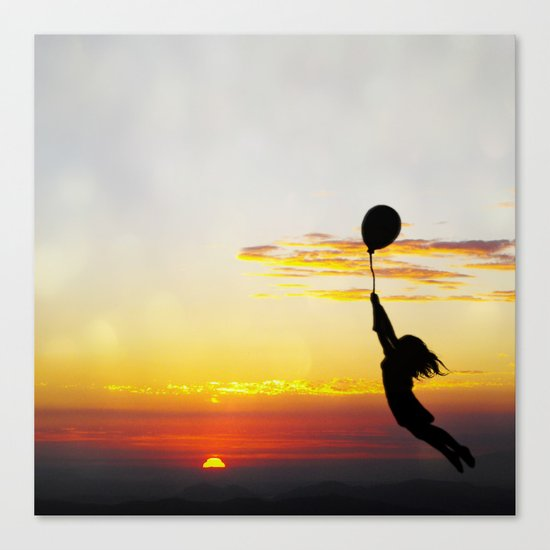 Hold Tight Canvas Print