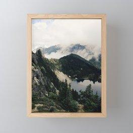 Eunice Lake Framed Mini Art Print