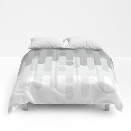 Gray Paint dripping background #society6 #decor #buyart #artprint Comforters