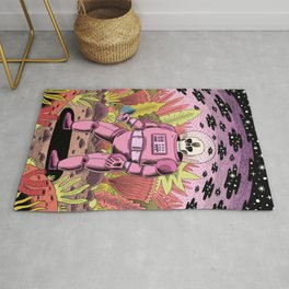 The Dead Spaceman Rug