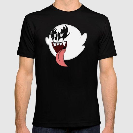 Boo Simmons Mario Mashup T-shirt
