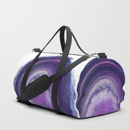 Magic Fingerprint Agate Duffle Bag