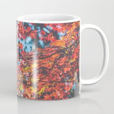 Lake Tahoe Leaves Mug