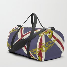 Union Jack Design Duffle Bag