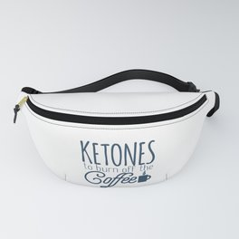 Ketogenic Diet Ketones to Burn off the Coffee Fanny Pack