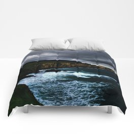 Irish Seascape Comforters