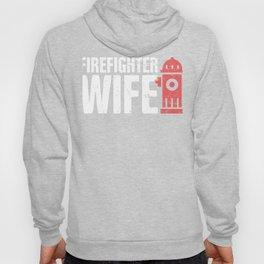 Firefighter Wife Hoody
