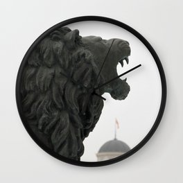 Skopje Wall Clock