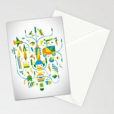 Shape-A-Licious Stationery Cards