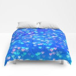 Pastel Love 2 Comforters