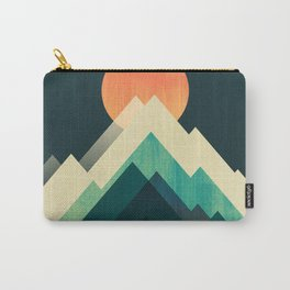 Ablaze on cold mountain Carry-All Pouch