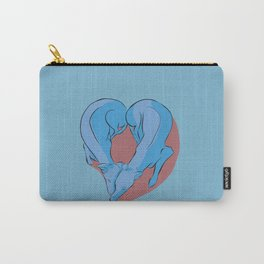 Greyhound Love Carry-All Pouch