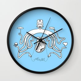 The Other Nurse Wall Clock