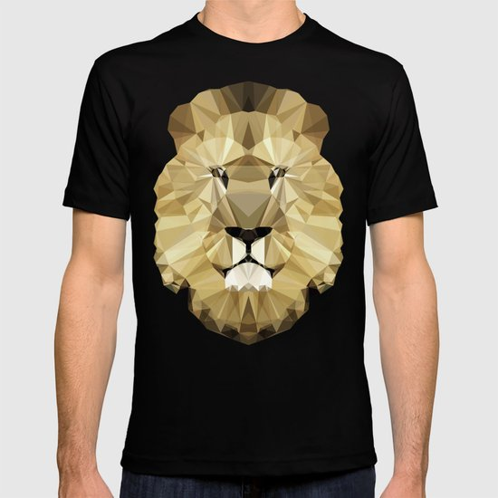 Polygon Heroes - The King T-shirt