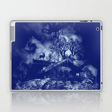 little house on the mount Laptop & iPad Skin