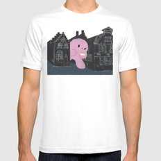 In Bruges I Mens Fitted Tee White MEDIUM
