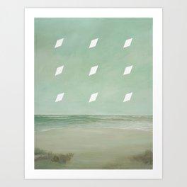 Day Imprint Art Print