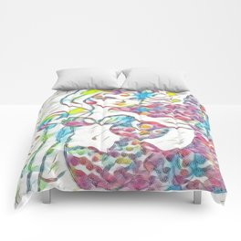 Fairy Tale Mermaid Comforters