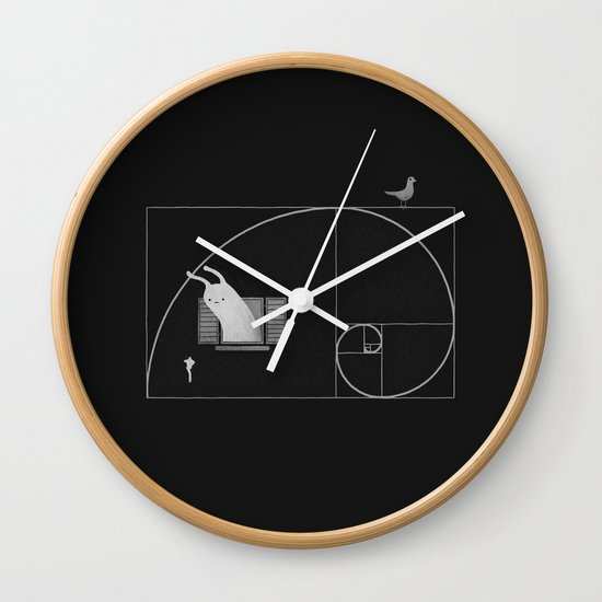 Close To Perfect Wall Clock