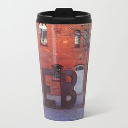 Liebe Travel Mug
