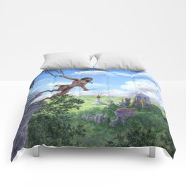 The Lost City of Opar Comforters