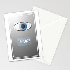 Eye Phone Stationery Cards
