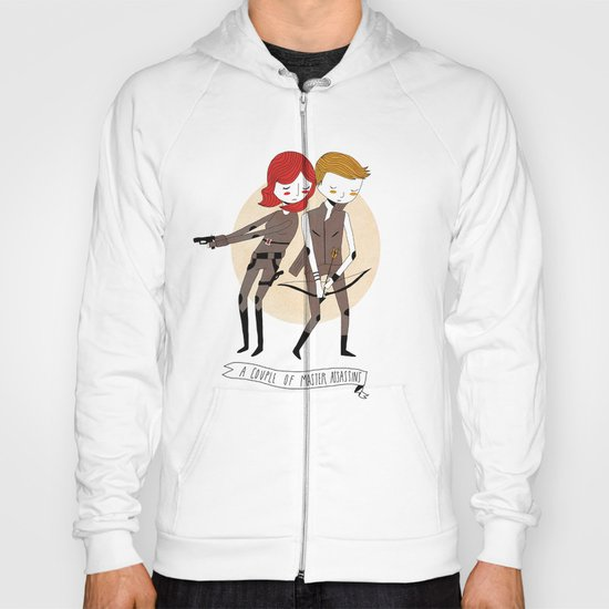 A Couple of Master Assassins Hoody