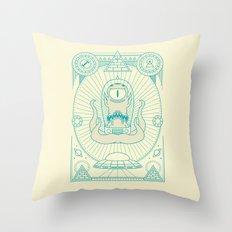 Kang the Liberator  Throw Pillow