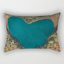 Heart of the Woods Rectangular Pillow