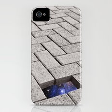 Holes in the Fabric iPhone (4, 4s) Slim Case
